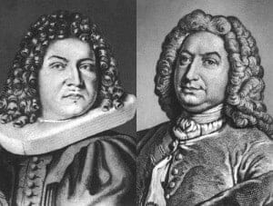 Jacob and Johann Bernoulli